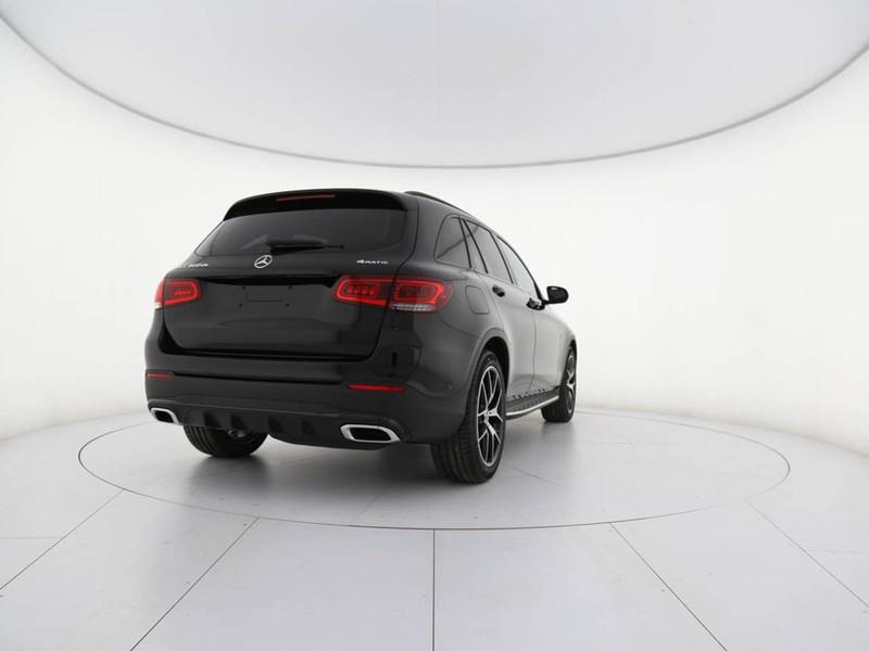 Mercedes GLC 300 de eq-power premium 4matic auto