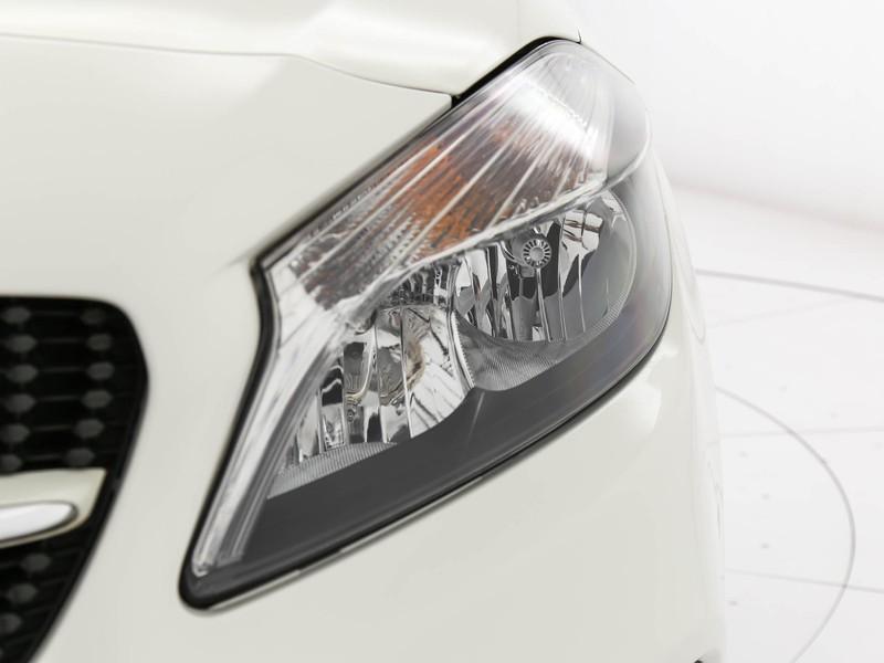 Mercedes Classe A 160 d business diesel bianco