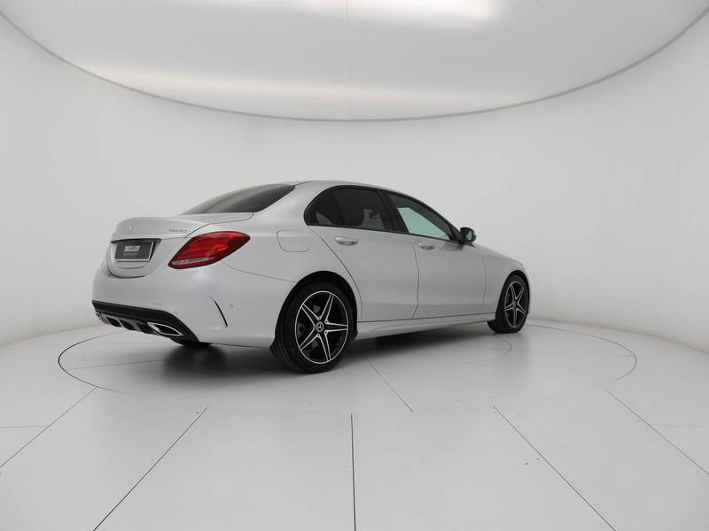 Mercedes Classe C Berlina 220 d premium force 4matic auto 9m