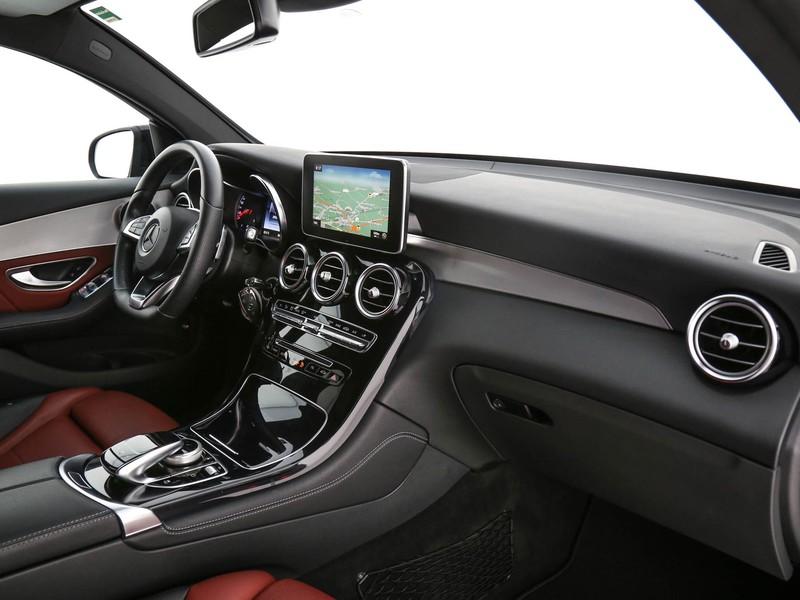 Mercedes GLC Coupè coupe 220 d premium 4matic auto diesel nero