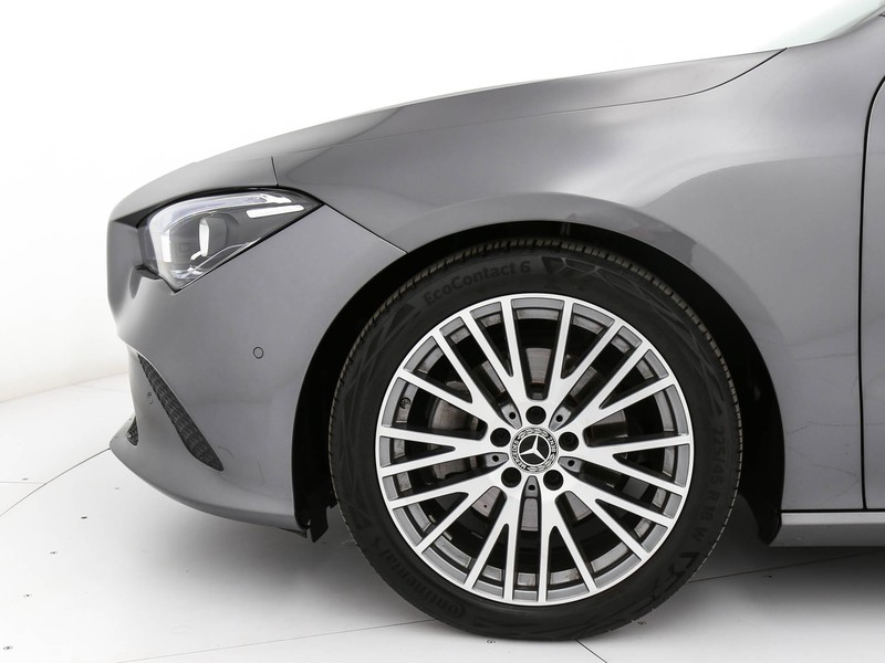 Mercedes CLA Shooting Brake  200 d sport auto diesel grigio
