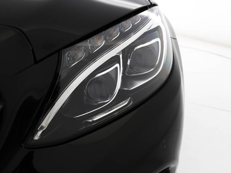 Mercedes Classe C Berlina 220 d sport 4matic auto 9m diesel nero