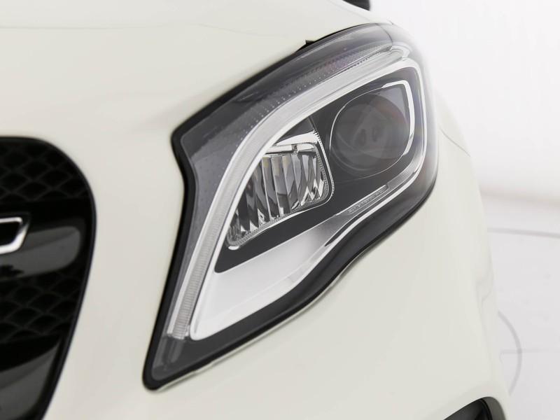 Mercedes GLA 220 d premium 4matic auto diesel bianco