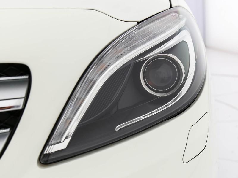 Mercedes Classe B 200 cdi (be) premium diesel bianco