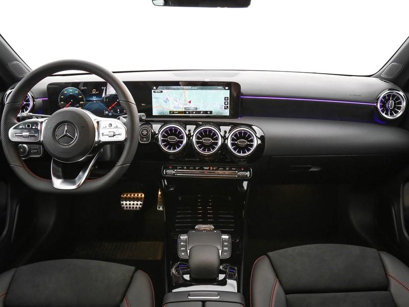 Mercedes Classe A A 180 d Automatic diesel grigio