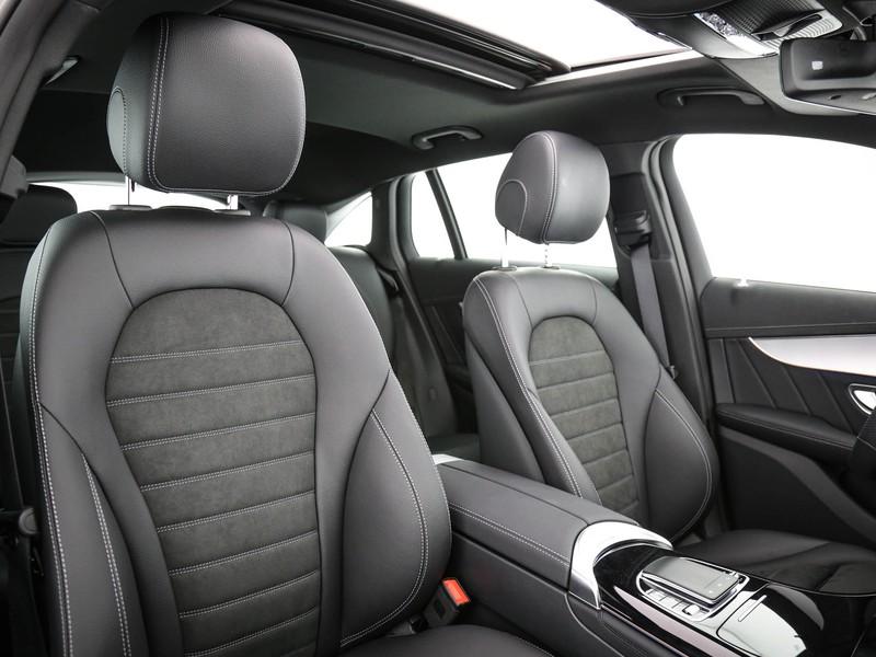 Mercedes EQC 400 electric tech edition 4matic