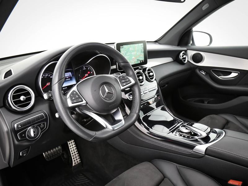 Mercedes GLC 220 d premium 4matic auto diesel bianco