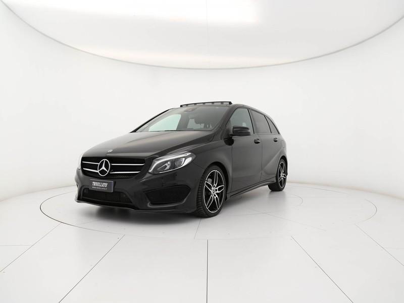 Mercedes Classe B 180 d premium tech auto diesel nero