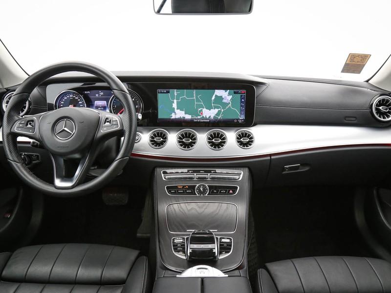 Mercedes Classe E Cabrio cabrio 220 d business sport auto diesel nero
