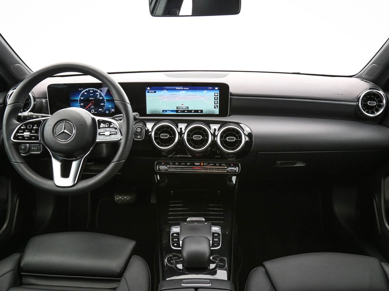 Mercedes Classe A A 180 d Automatic Sport diesel nero