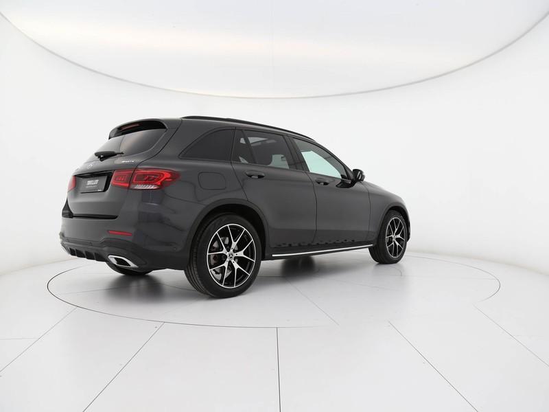 Mercedes GLC 300 d premium 4matic auto diesel grigio
