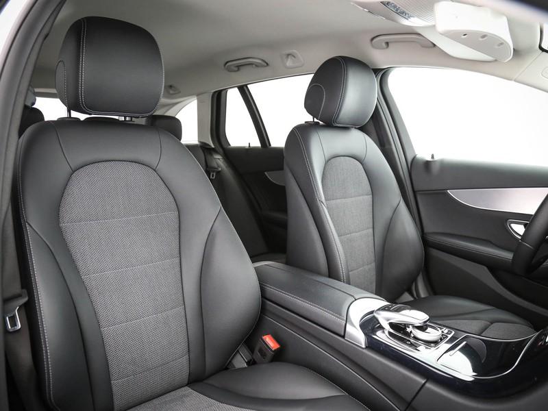 Mercedes Classe C SW sw 220 d sport plus 4matic auto diesel grigio