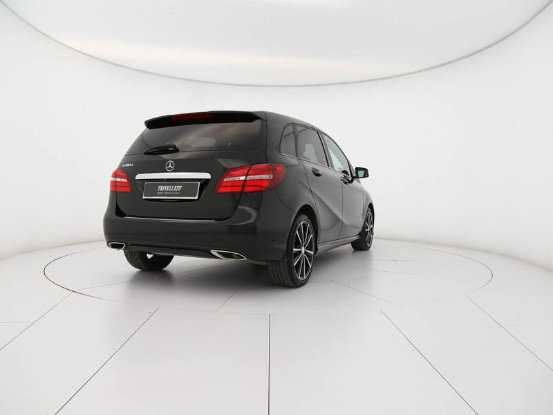 Mercedes Classe B 180 d sport next auto diesel nero