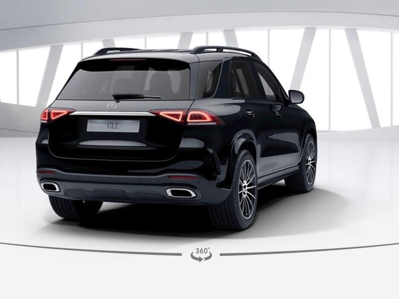 Mercedes GLE GLE 300 d 4MATIC diesel nero