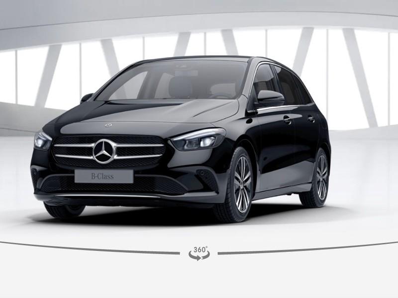 Mercedes Classe B 250 eq-power sport plus auto ibrido nero