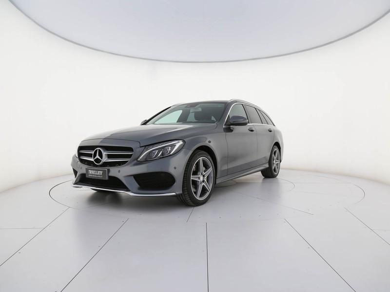 Mercedes Classe C SW sw 220 d (bt) premium auto