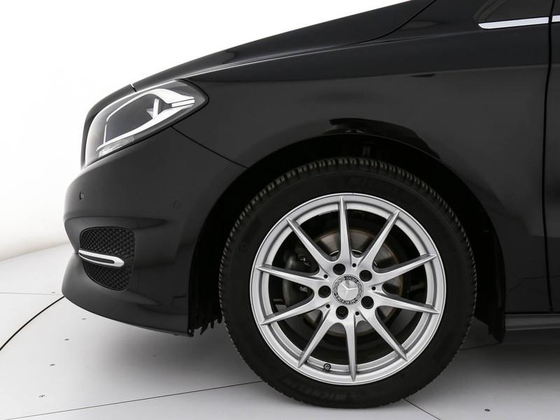 Mercedes Classe B 180 d (cdi)  sport diesel nero