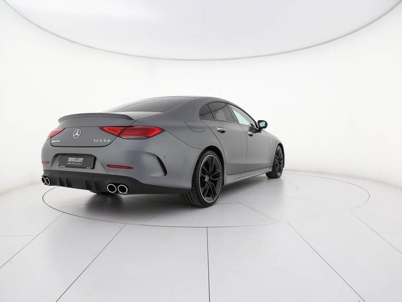 AMG CLS Coupè coupe 53 eq-boost amg 4matic+ auto ibrido grigio