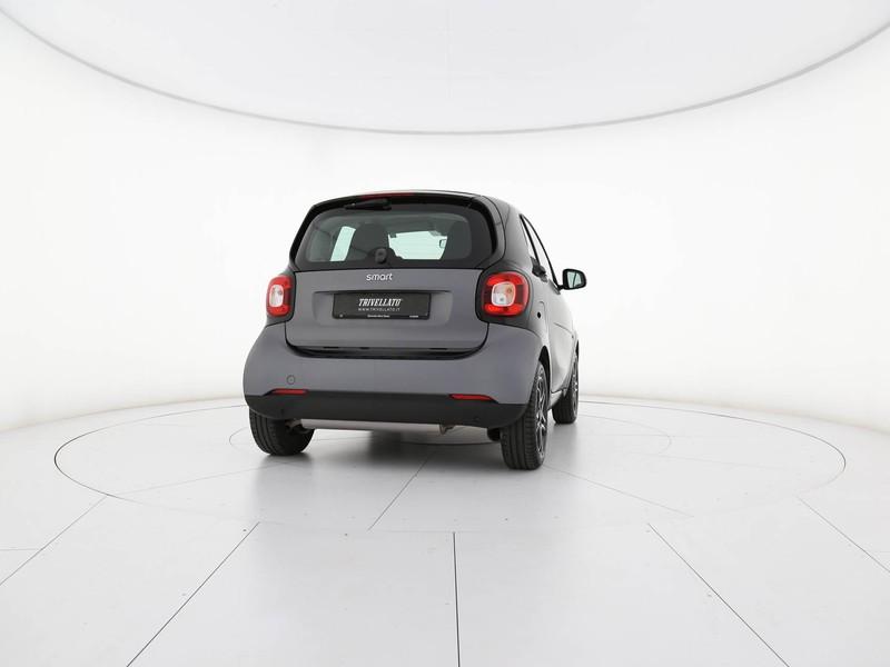 Smart Fortwo 0.9 t. passion 90cv twinamic my18 benzina grigio