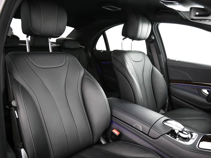 Mercedes Classe S Berlina 350 d premium auto diesel nero