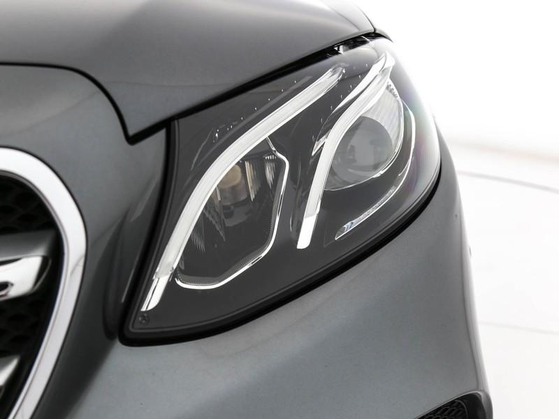 Mercedes Classe E Berlina 220 d premium 4matic auto diesel argento
