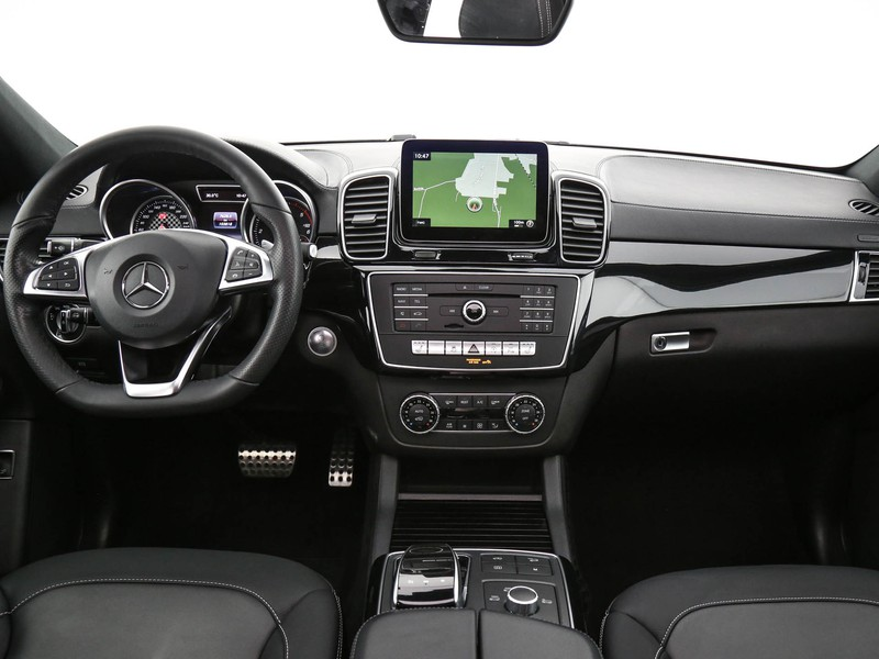 Mercedes GLE Coupè gle coupe 350 d premium plus 4matic auto diesel nero