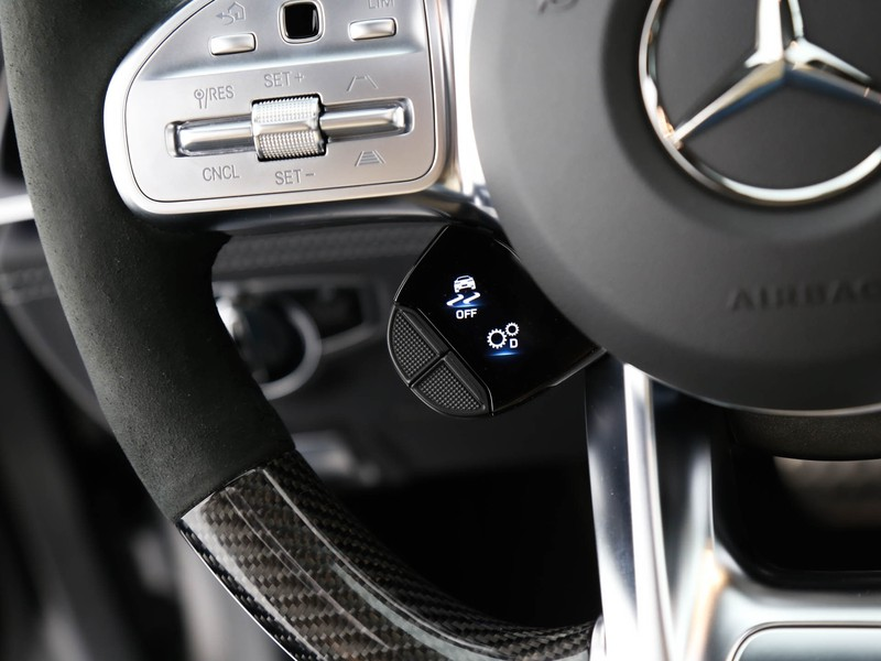 AMG GT-4 Coupé 4 63 4Matic+ AMG S benzina grigio
