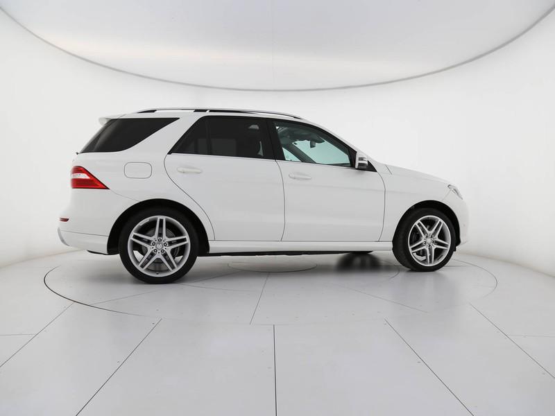 Mercedes Classe M ML 350 BlueTEC Premium