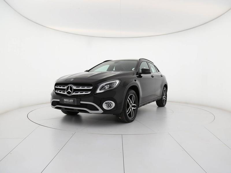 Mercedes GLA 200 d executive 4matic auto diesel nero