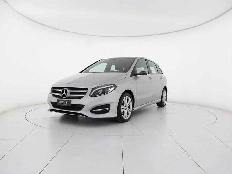 Mercedes Classe B 200 d sport next auto diesel argento