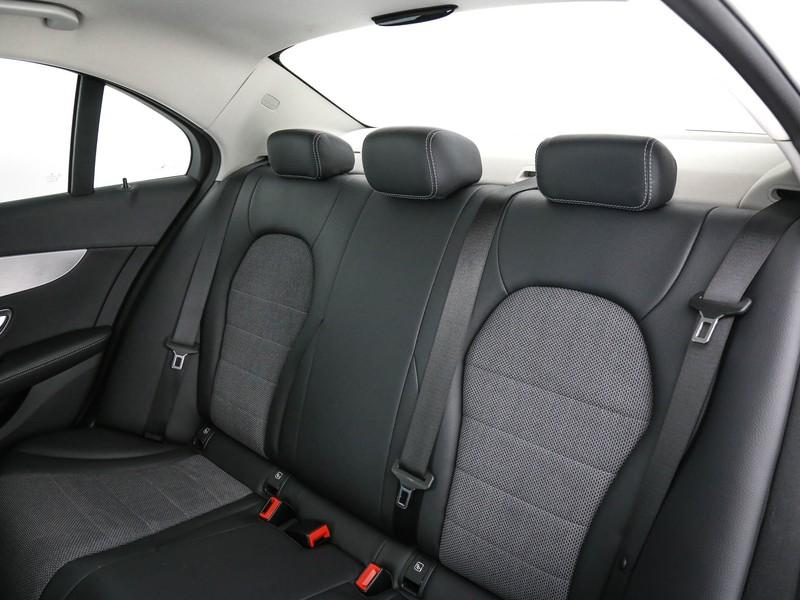 Mercedes Classe C Berlina 220 d (bt) premium auto diesel argento