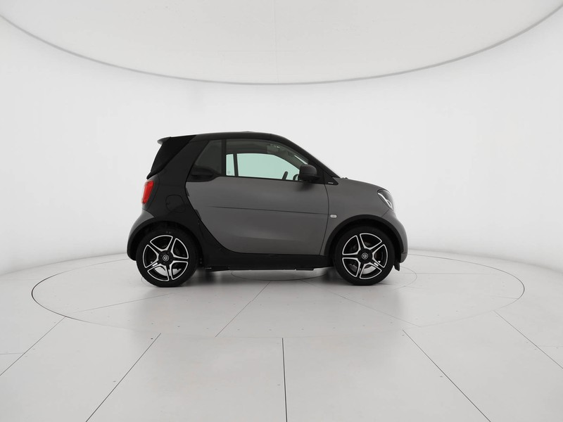 Smart Fortwo Cabrio 70 1.0 twinamic cabrio Urban benzina grigio