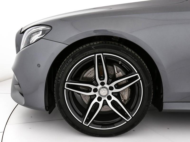 Mercedes Classe E Berlina 220 d premium plus 4matic auto diesel argento
