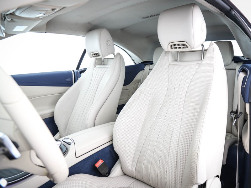 Mercedes Classe E Cabrio cabrio 350 d premium plus 4matic auto diesel verde
