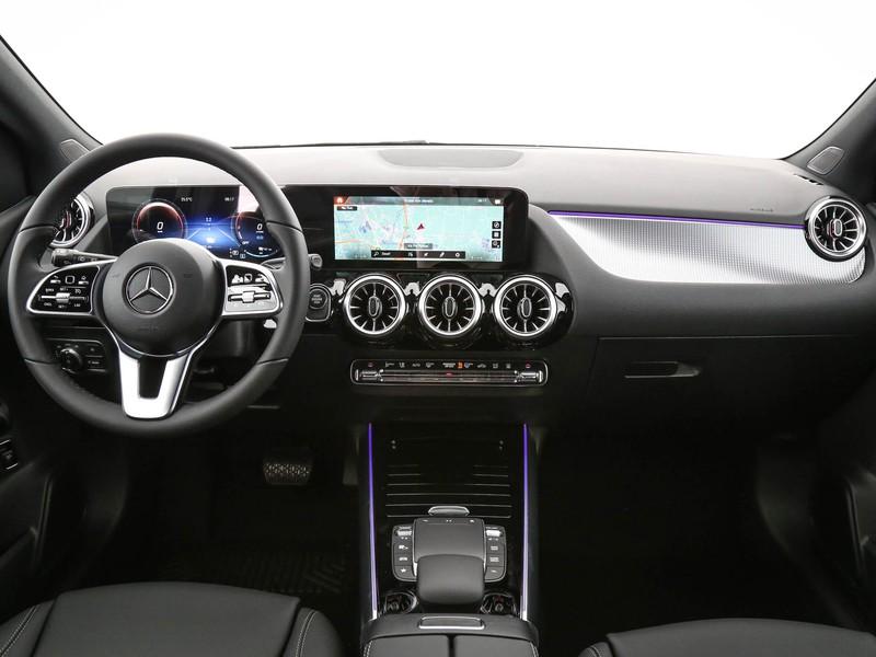 Mercedes Classe B B 250 e  EQ POWER Automatic ibrido nero