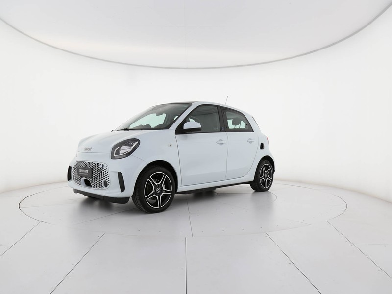 Smart Forfour eq pulse 4,6kw elettrica bianco