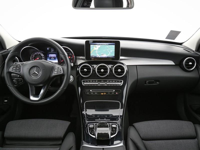 Mercedes Classe C Berlina 220 d sport 4matic auto 9m diesel argento