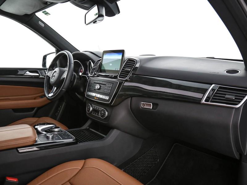 Mercedes GLE GLE 500 e 4Matic Premium ibrido nero