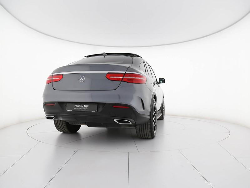 Mercedes GLE Coupè gle coupe 350 d premium plus 4matic auto diesel grigio