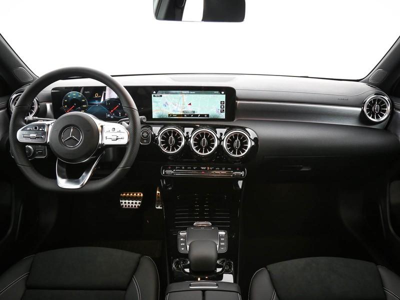 Mercedes Classe A A 180 d Automatic diesel bianco