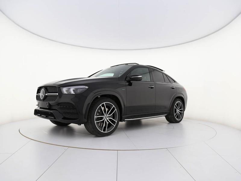 Mercedes GLE Coupè GLE 350 de 4MATIC EQ-POWER  nero