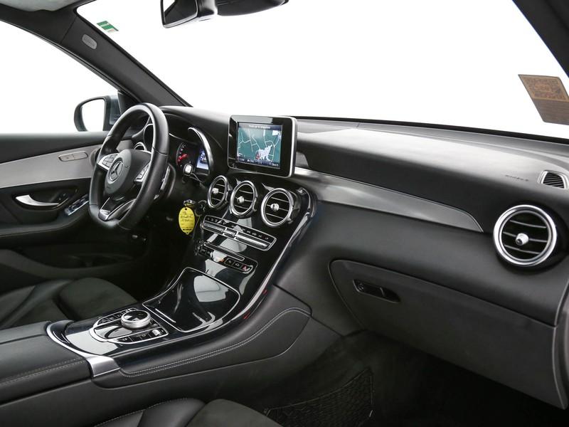 Mercedes GLC 220 d 4Matic Sport diesel argento