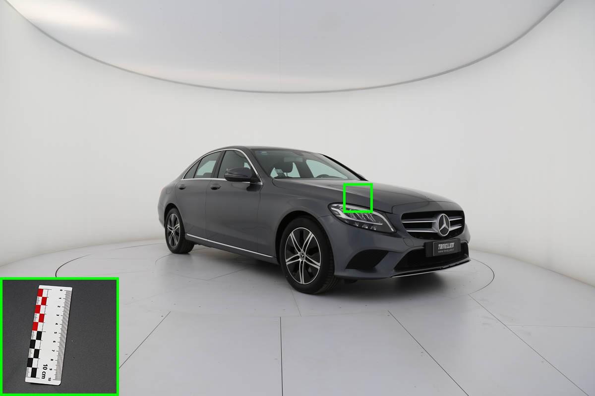 Mercedes Classe C Berlina 180 d sport auto