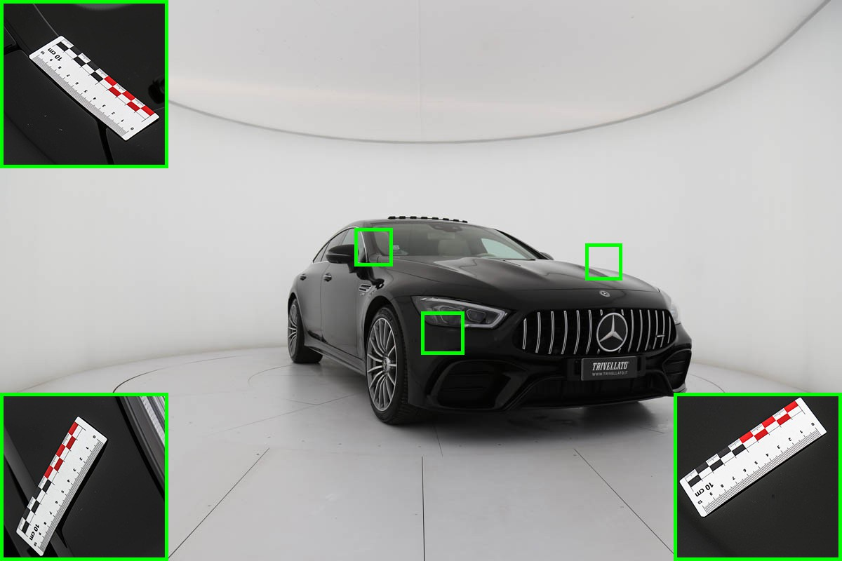 AMG GT-4 coupe 53 eq-boost 4matic+ auto