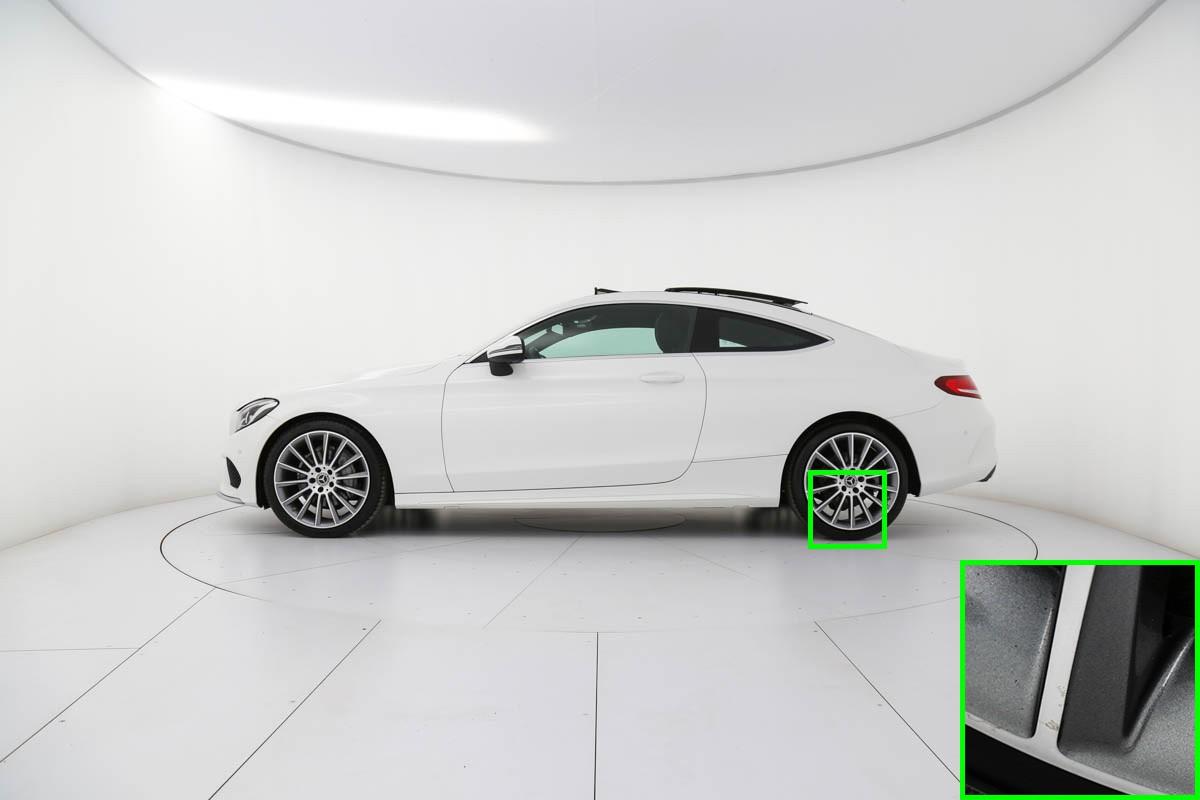 Mercedes Classe C Coupè coupe 220 d premium auto