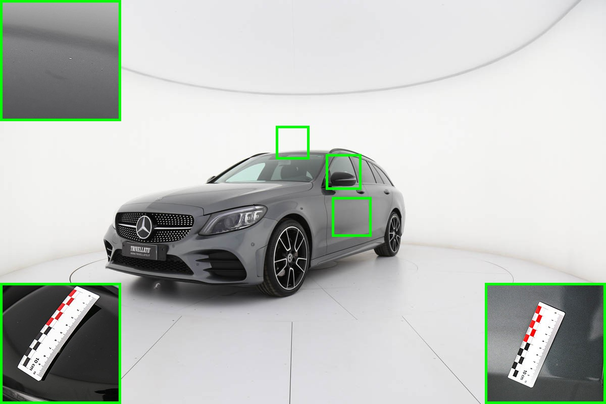 Mercedes Classe C SW sw 220 d premium auto
