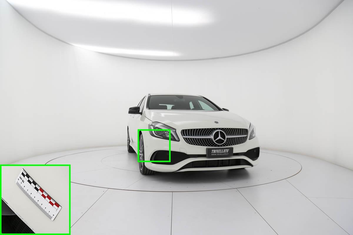 Mercedes Classe A 180 d premium auto my16