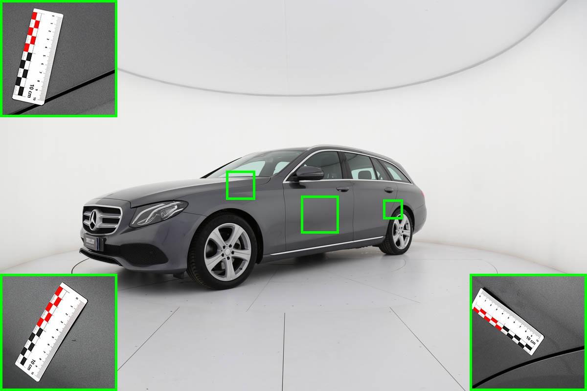 Mercedes Classe E SW sw 220 d business sport auto