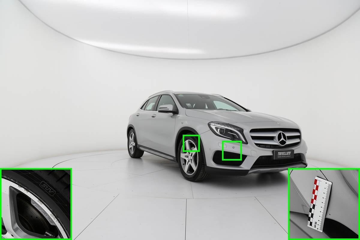 Mercedes GLA 180 d (cdi) premium