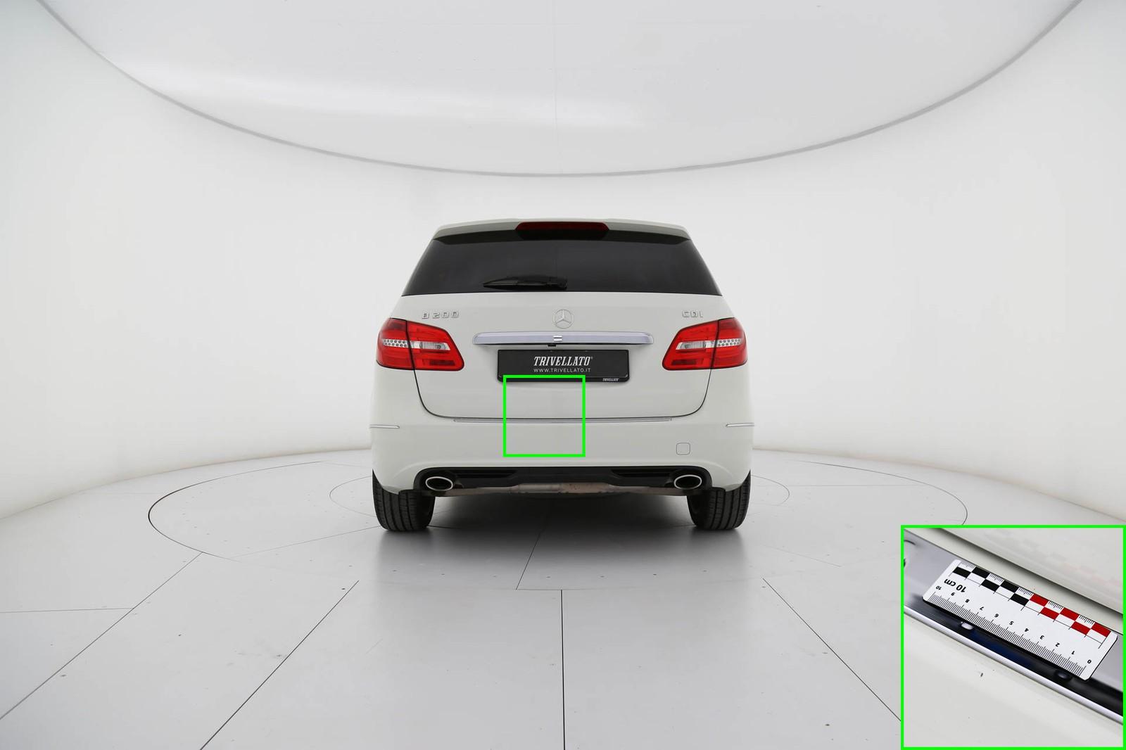 Mercedes Classe B 200 cdi (be) premium